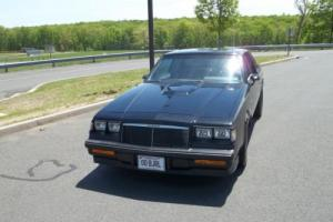 1984 Buick Grand National Photo