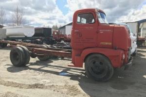 1952 International Harvester L160 COE Truck