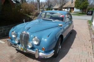 1961 Jaguar MARK II Photo