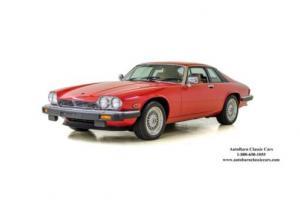 1986 Jaguar XJS -- Photo