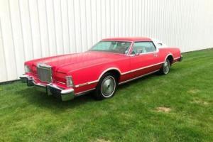 1976 Lincoln Mark Series IV Photo