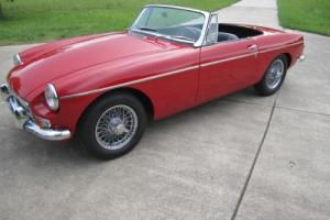 1964 MG MGB Photo