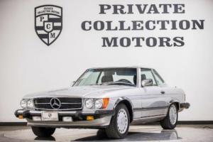 1986 Mercedes-Benz SL-Class 560SL