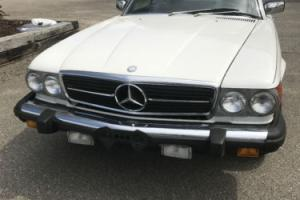 1984 Mercedes-Benz SL-Class