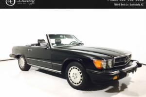 1988 Mercedes-Benz 500-Series 560SL