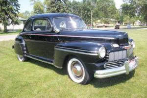 1947 Mercury SEDAN COUPE