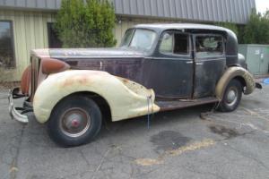 1938 Packard   1607   Club Sedan