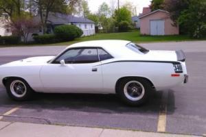 1972 Plymouth Barracuda Cuda Photo