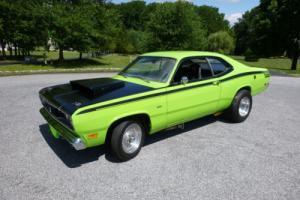 1970 Plymouth Duster 440