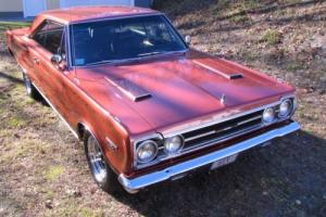 1967 Plymouth GTX Belvedere Photo