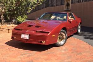1989 Pontiac Trans Am Firebird