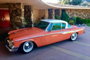 1955 Studebaker Commander (pillarless Coupe) Very good condition