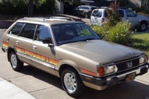 1981 Subaru Other Photo
