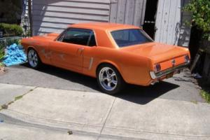 1965 Ford Mustang Base