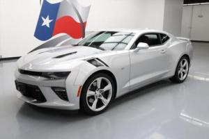 2017 Chevrolet Camaro SS 6SPD BLUETOOTH REAR CAM 20'S