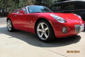 2006 Pontiac Solstice SE 5 speed manual with all options