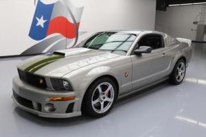 2008 Ford Mustang ROUSH P-51A #147 S/C 5-SPD