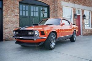 1970 Ford Mustang Mach 1 - Beautiful