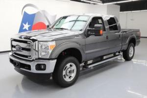2016 Ford F-250 XLT CREW FX4 4X4 6PASS SIDE STEPS