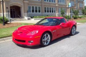 2010 Chevrolet Corvette Grand Sport Coupe