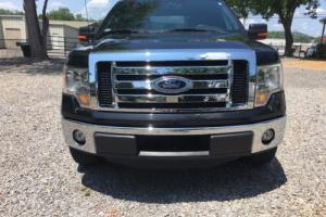 2012 Ford F-150 4 door super crew
