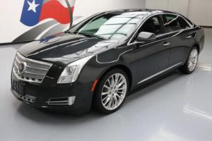 2014 Cadillac XTS PLATINUM AWD PANO ROOF NAV HUD