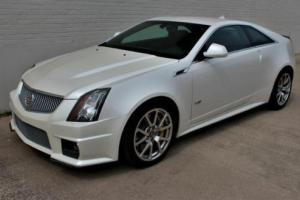 2012 Cadillac CTS Base 2dr Coupe Coupe Automatic 6-Speed H6 6.2L