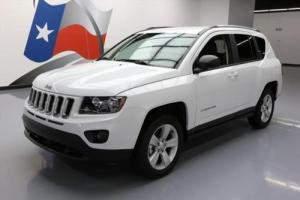 2017 Jeep Compass SPORT AUTO BLUETOOTH ALLOY WHEELS