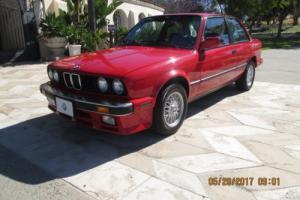 1986 BMW 3-Series