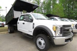 2017 Ford F-550 XL - 12' PJs Trash Dump Body 2WD - NEW