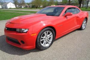 2014 Chevrolet Camaro 2014 CAMARO NEEDS LIGHT BODY REPAIR CLEAN TITLE