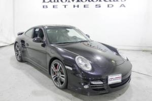 2011 Porsche 911 2dr Coupe Turbo