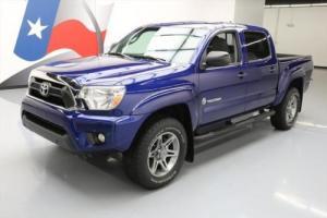 2014 Toyota Tacoma PRERUNNER DBL TEXAS ED REAR CAM
