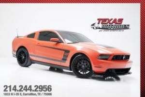 2012 Ford Mustang Boss 302 With Upgrades