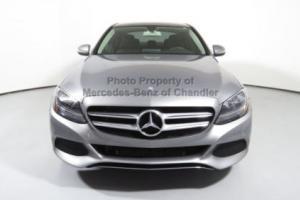 2015 Mercedes-Benz C-Class 4dr Sedan C 300 RWD