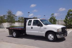2006 Ford F-350 9ft Flatbed