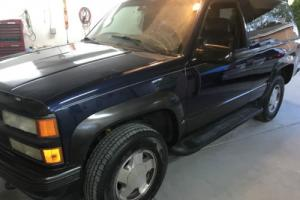 1999 Chevrolet Tahoe LT SPORT