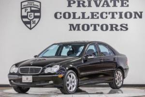 2004 Mercedes-Benz C-Class 1.8L