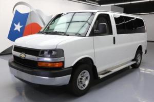 2014 Chevrolet Express 3500 LT 12-PASSENGER REAR CAM