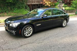 2013 BMW 7-Series xDrive