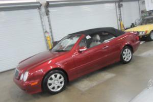 2000 Mercedes-Benz CLK-Class CLK320 2dr Cabriolet 3.2L