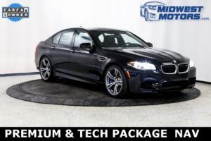 2014 BMW M5 --