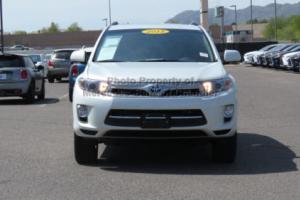 2013 Toyota Highlander 4WD 4dr Limited