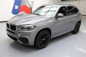 2015 BMW X5 SDRIVE35I M SPORT LINE PANO ROOF NAV