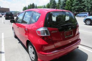 2013 Honda Fit 5dr Hatchback Automatic