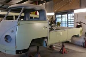 1962 VW splitscreen kombi ute