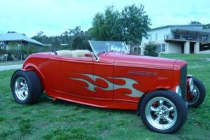 32 Ford Roadster Photo