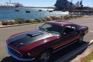 Ford Mustang Mach 1 Photo