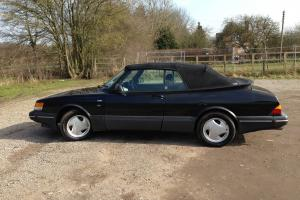 Classic Saab 900 Convertible for sale