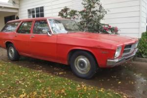 HQ Holden Kingswood Station Wagon 1973 Original & Complete. Matching Numbers. Photo